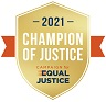 2021 Champion of Justice