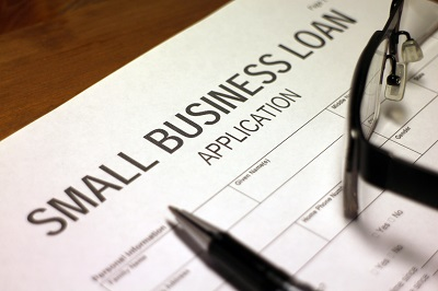Small business loan appllication